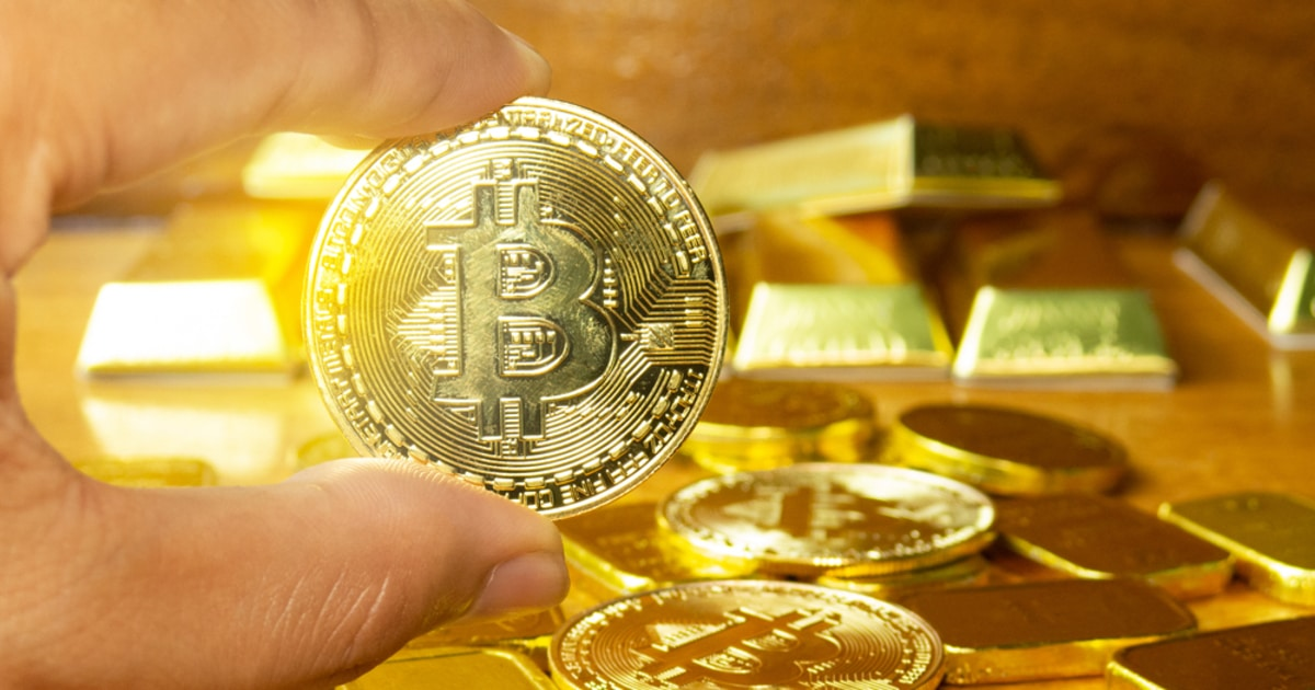 Bitcoin and Gold can Coexist, according to Goldman Sachs
