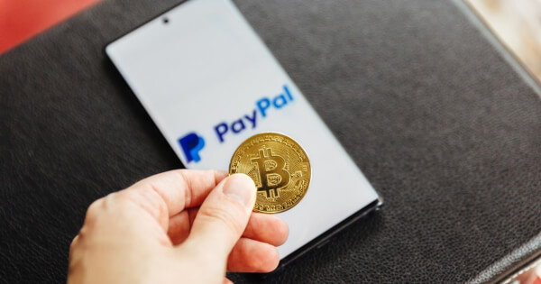 PayPal to enable cryptocurrency payments on its platform