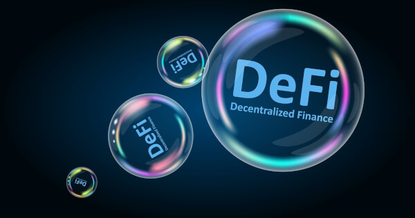 Has the DeFi Bubble Burst? Top DeFi Tokens Crash by 50%   Blockchain News