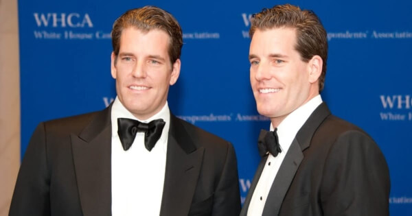 Bitcoin is gift the keeps giving says Tyler Winklevoss