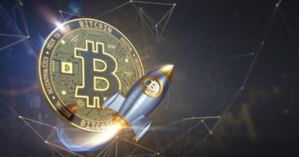 Bitcoin price surge over Christmas
