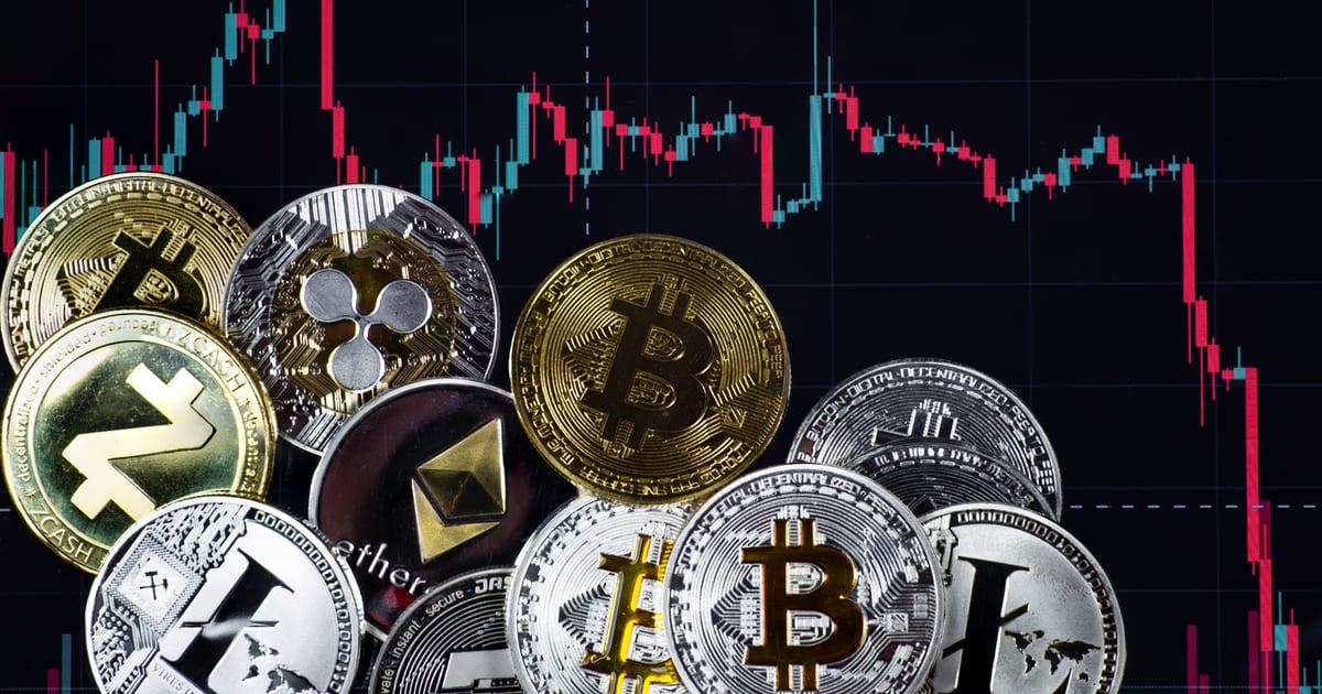 crypto down news)