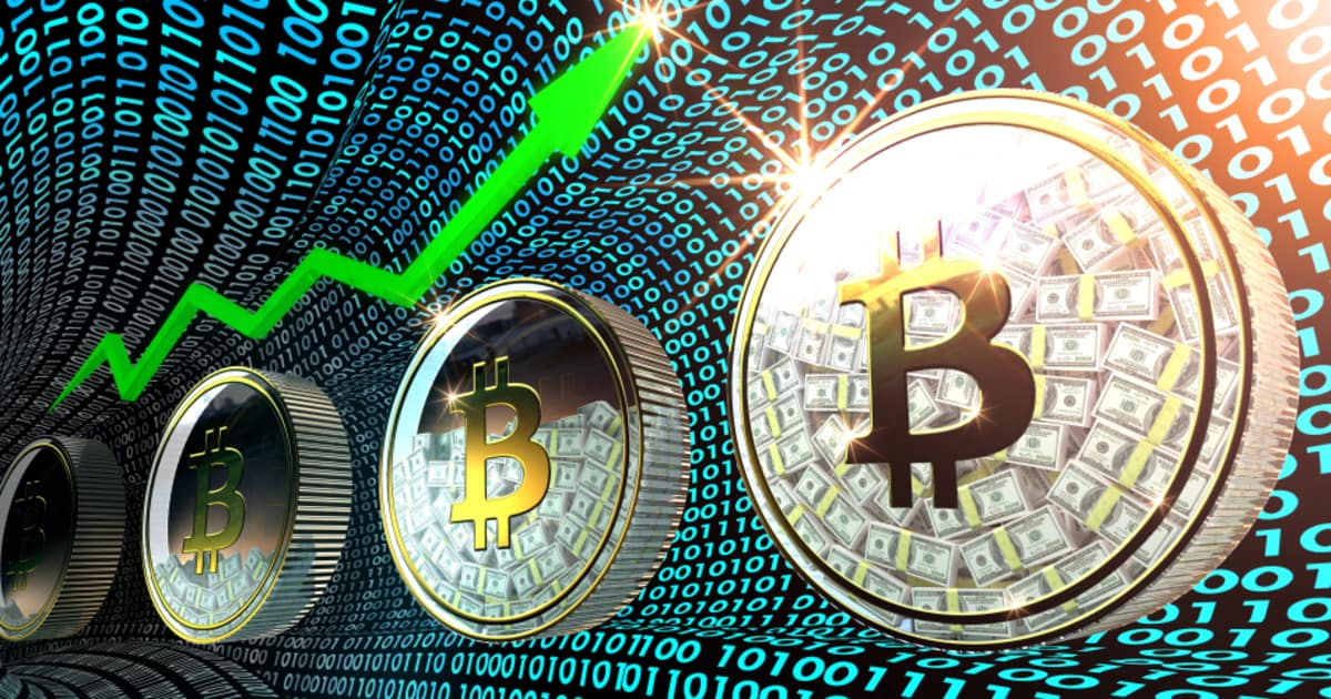Bitcoin's Adoption Rate Puts Price at $100,000 by the end of 2021 and 30% of the World Owning BTC in 4 Years