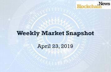 Weekly Market Snapshot - April 23, 2019