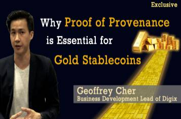 Exclusive: Why Proof of Provenance is Essential for Gold Stablecoins?