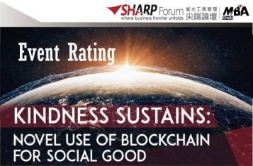 Event Rating: The CityU MBA SHARP Forum
