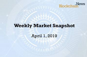 Weekly Market Snapshot - April 1, 2019