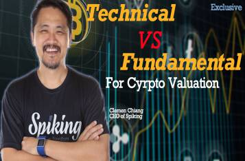 Exclusive: Technical VS Fundamental Analysis for Crypto Valuation?