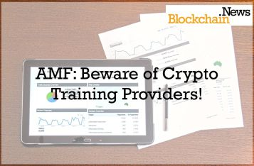 AMF: Beware of Crypto Training Providers!