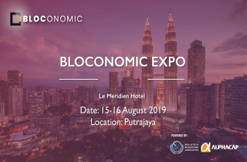Bloconomic Expo: Bridging the Gap Between the Malaysian Government and Global Investors