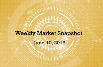 Weekly Market Snapshot - June 10,2019