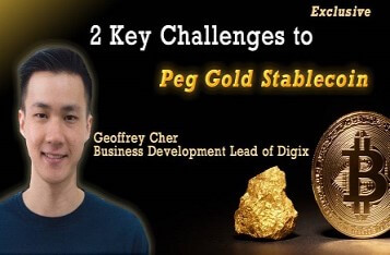 Exclusive: 2 Key Challenges to Peg Gold Stablecoins