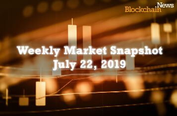 Weekly Market Snapshot - July 22, 2019