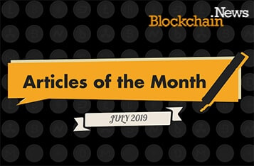 Articles of the Month - July 2019