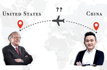 Barred from Leaving China? Tron Founder Justin Sun Surfaces in San Francisco
