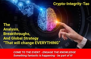 Crypto-Integrity-Tao—The Books And Convention That Will Change Everything