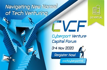 Cyberport's flagship VC event returns to guide investors and entrepreneurs in the new normal of tech venturing