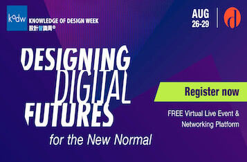 Knowledge of Design Week 2020 Connects 10,000 Innovative Minds to Co-create a Digital Future with Design