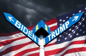 Blockchain-Based Voting Could Solve Trump and Biden Presidential Election Dispute