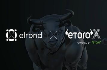 eToro's Crypto Exchange eToroX to List Elrond's eGLD Token